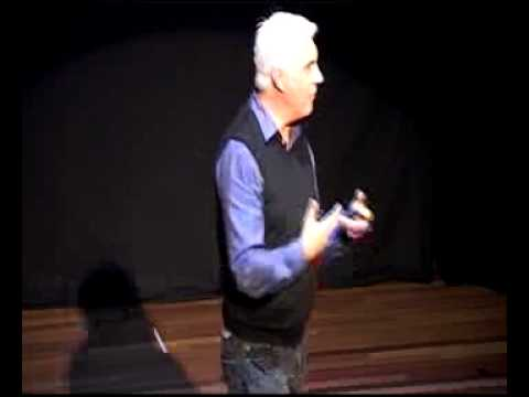 TEDxByronBay - Alf Orpen - We Live In 2 Worlds