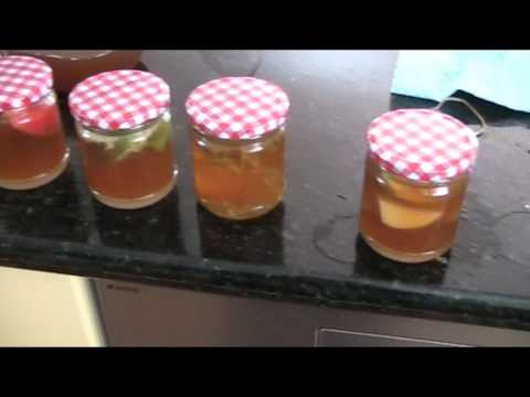 Final kombucha video - flavouring with a 2nd ferment