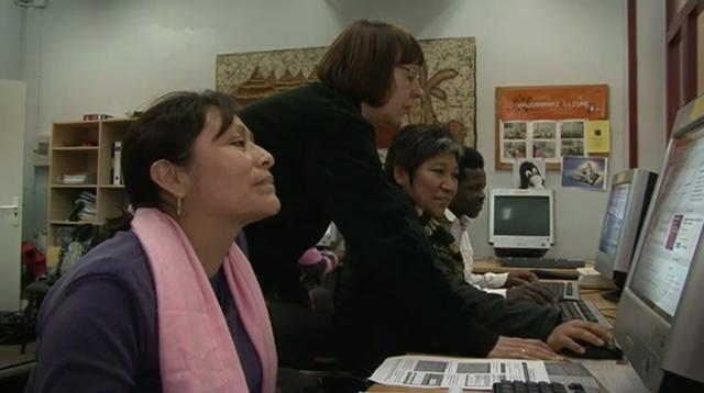 Immigrant Women Realize their Potential