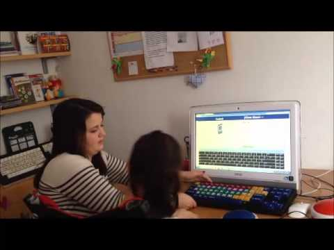 Video announcement for Contest for inclusive computer practices for teachers