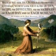 The Cross in our daily lives