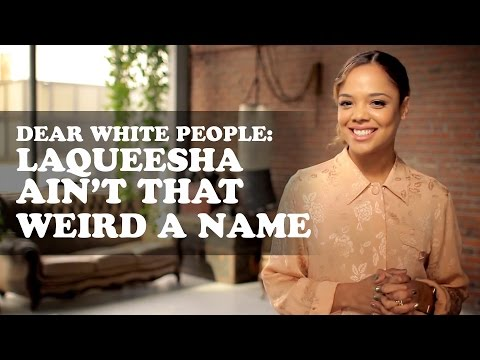 Laqueesha Ain't That Weird a Name | The More You Know (About Black People) | Episode 9