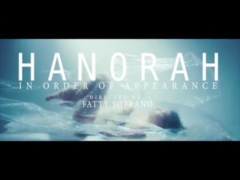 Hanorah - In Order of Appearance