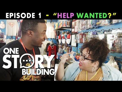 VIDEO: These young POC comic book store employees are relatable as hell in comedy nerd web series