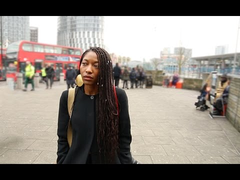 VIDEO: Black Italian expat Adaeze talks economic and creative opportunities as a young artist in London
