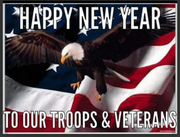 AAVF - Happy New Year To Our Troops and Veterans