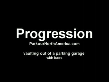 Progression Episode 1