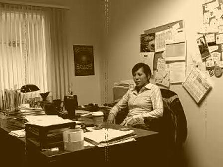 office parkour