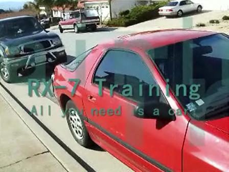 RX-7 Training