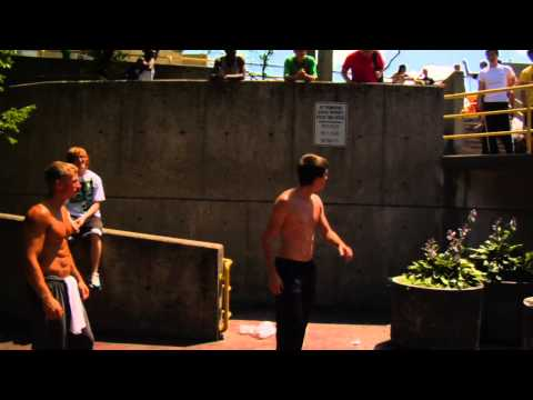 Boston Beantown Jam Playground Leap