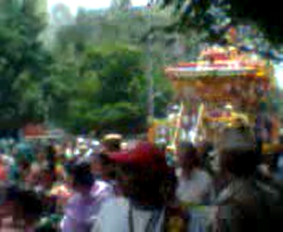 rath yatra short video of  13 th july 2010