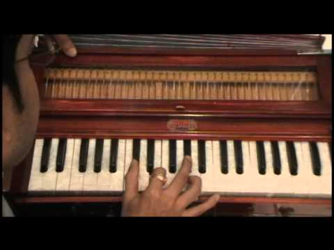 Melody 11 - Learn Harmonium chords for Maha Mantra Kirtan