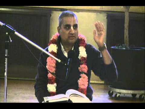 Lecture on Srimad Bhagavatam in ISKCON Chicago on 26th Oct, 2012
