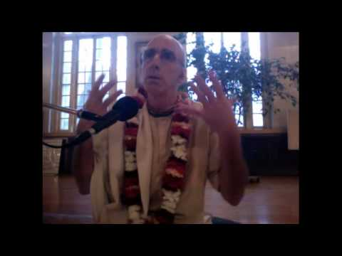 Lecture on Srimad Bhagavatam in ISKCON Chicago on 11th April, 2013
