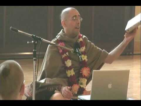 Lecture on Srimad Bhagavatam Canto 05, Chapter 06, Text 15 at ISKCON Chicago on 30th April, 2013