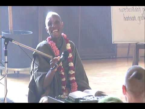 Lecture on Srimad Bhagavatam Canto 05, Chapter 07, Text 14 by Jaya Jagannath Prabhu at ISKCON Chicago