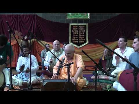 Antwerp Event Kirtan by Kadamba Kanana Swami - Part 02