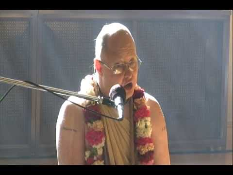 Lecture on Srimad Bhagavatam Canto 05, Chapter 18, Text 08 by HH BV Madhava Swami at ISKCON Chicago
