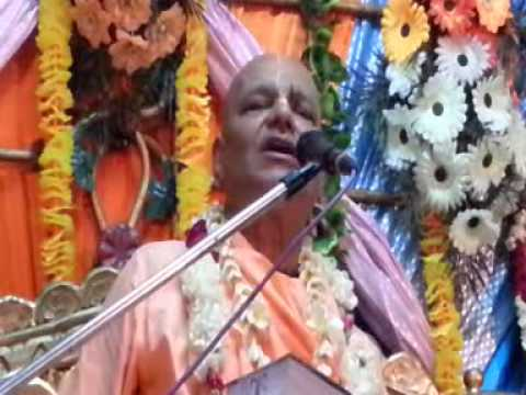 Hindi Katha on Narsimha Lila by Radha Govinda Swami - Part 04