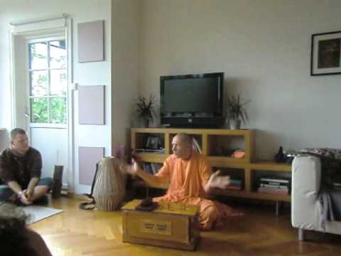 Lecture on Bhagavad Gita by Bhakti Vaibhava Swami at Norway on 10 June, 2013