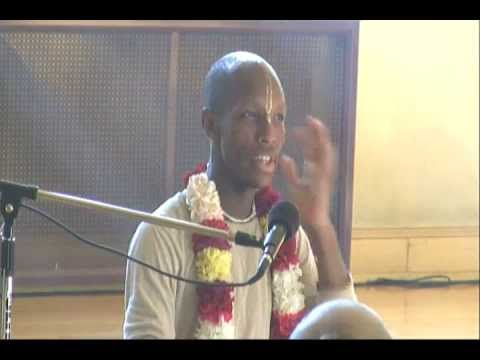 Lecture on Srimad Bhagavatam Canto 05, Chapter 08, Text 31 by Jaya Jagannath Prabhu at ISKCON Chicago on 11 June, 2013