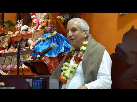 Lecture by Deena Bandhu Prabhu at Radhe Syama Den Haag on 10 Aug 2013 - Part 02