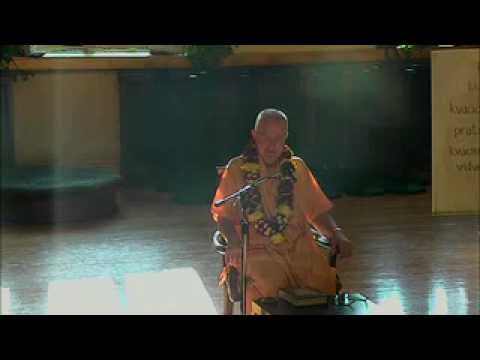 Bhagavatam Class on Canto 05 Chapter 13 Text 11 by HH Romapada Swami