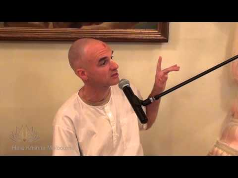 Srimad Bhagavatam Class on Canto 02 Chapter 02 Text 03