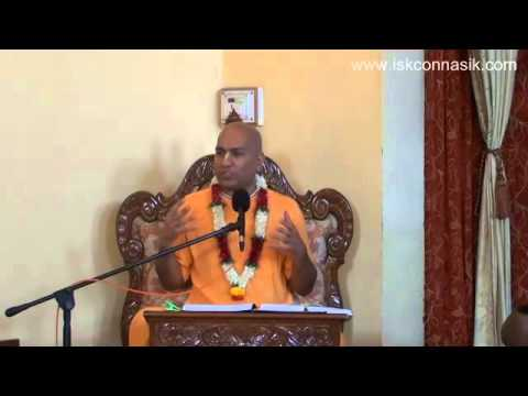 The Brahmanas' Wives Blessed by HG Siksastakam Das