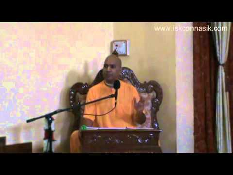 How to become serious in Sadhana Bhakti by HG Siksastakam Das