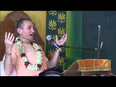 Jananivas Prabhu at ISKCON Mayapur on 2014-04-03