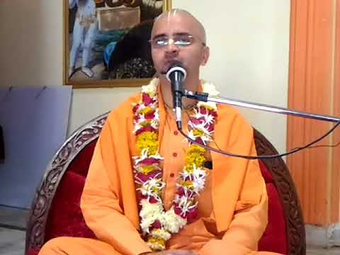 Bhagvatam Class by Anantashesh Prabhuji at ISKCON Amravati Dt.19/09/17 Part-2