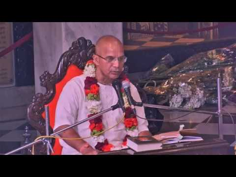 Gaur Katha by HG Devakinandan Prabhu At ISKCON Juhu On 2nd Mar 2018