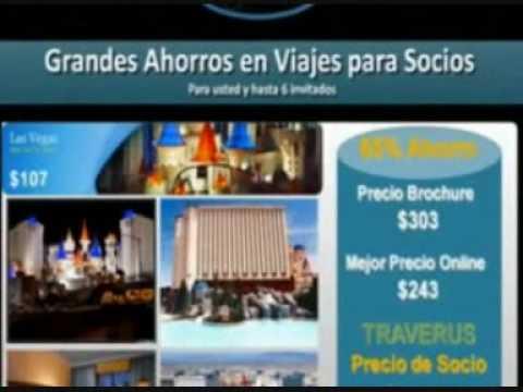 Traverus Travel Presentacion en Español