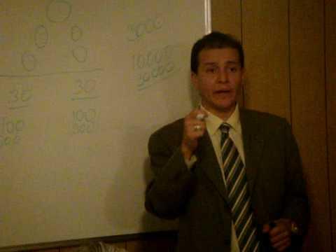 Guillermo explica plan de negocio EQUIPO EN ACCION parte 1