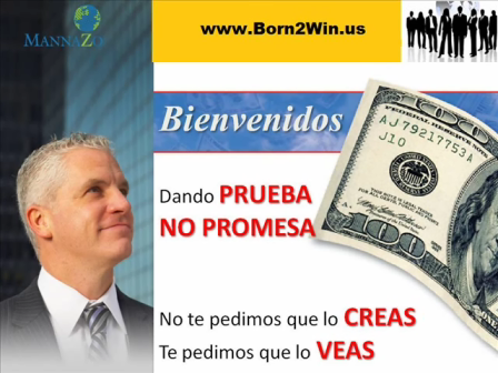 Presentacion De Mannazo