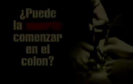 La Muerte comienza por el Colon, parte 1