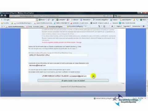 Ayuda Empresarial Inteligente TUTORIAL INSCRIPCION SBC.