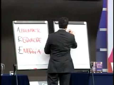 1/4 - Marco Antonio Regil te muestra como predecir tu futuro    www.DXNenExpansion.com