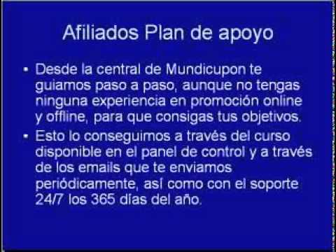 Mundicupon: Negocio Real, Rentable y Seguro ..Unete Ya!!
