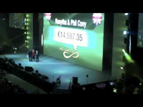 European &  World Rally Vienna 2011 Forever Living Products