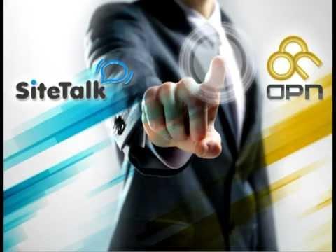 SiteTalk & OPN - Gigante (Giant) New Internet - Apresentação / Presentation (Português/English)