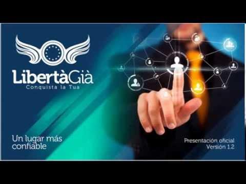 Presentación LibertaGia (LibertàGià) en Español