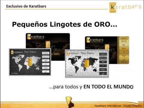 Presentación oficial de negocio KARATBARS