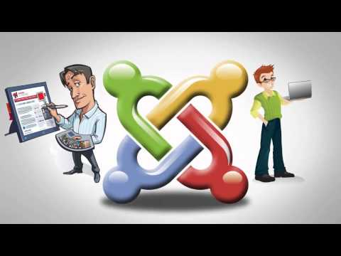 Como crear sitios web con Joomla