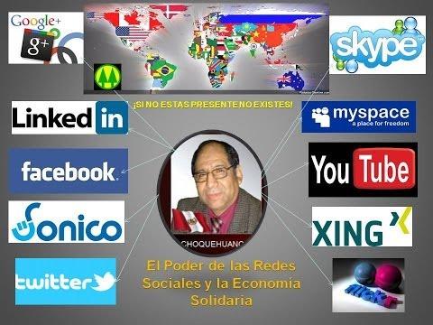 COOPERATIVAS Y REDES SOCIALES (UNIVERSIDAD PANAMÁ)2014