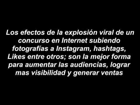 Negocios en Internet - Instagram Contest Master Class en Internet para sus Negocios