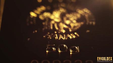 EmGoldex ¡Compre oro de Heraeus!