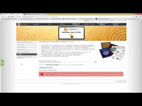 Equipo Hispano de Karatbars Formación oficina virtual - Zona Perfil