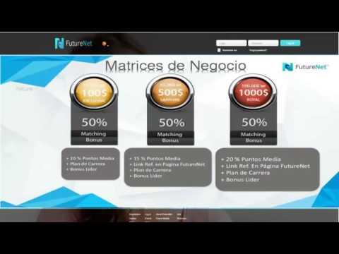 Presentacion FutureNet Club en español